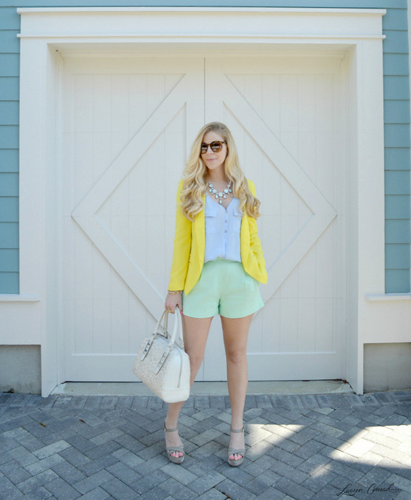 lauren conrad blogger bag shoes t-shirt skirt top shorts jacket