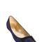 10mm gommette suede flats