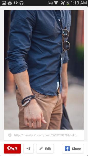 shoes outfit mens t-shirt menswear summer shoes menswear shirt sunglasses pants glasses bracelets