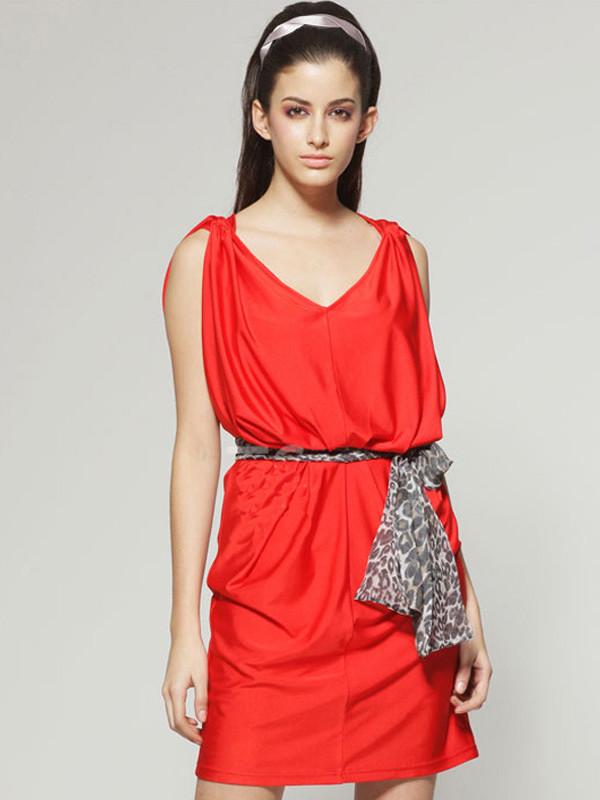 dress red dress red short dress kiss 393931 short dress graceful