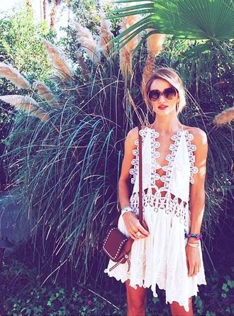 dress white dress halter dress summer dress