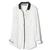 Oversized Longline White Shirt [NCSHE0030] - $34.99 :