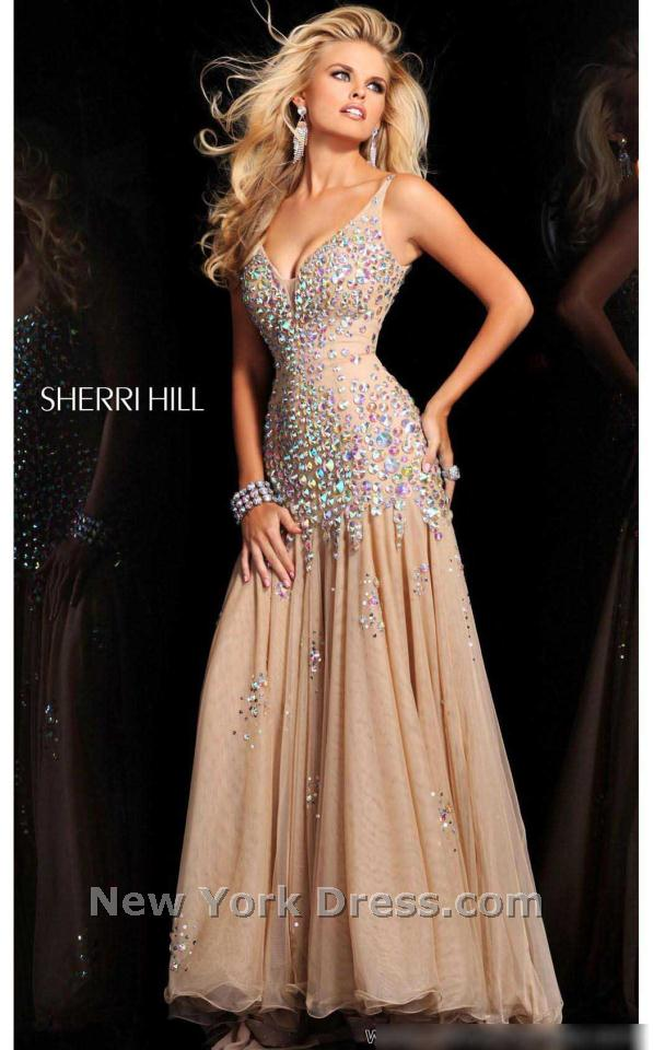 Sherri Hill 2972 Kleid - german.NewYorkDress.com