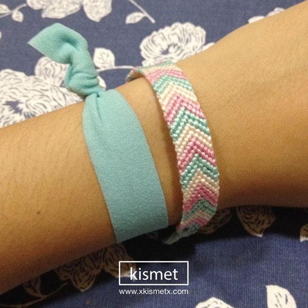 kismet                  - Ice Cream Chevron Bracelet