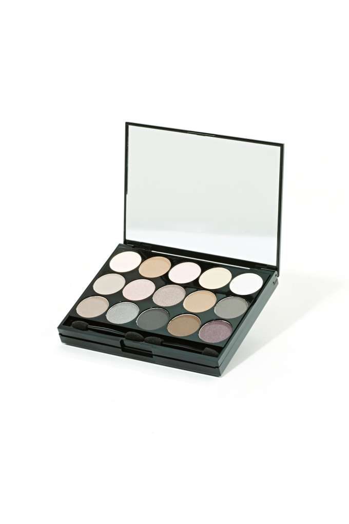 NYX Au Naturel Eyes Makeup Palette | Shop Accessories at Nasty Gal