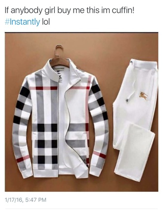 jacket burberry menswear mens jacket