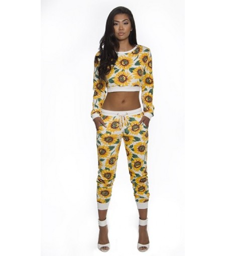 Sunflower Jogger Pants