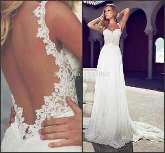 dress lace wedding dress corset top