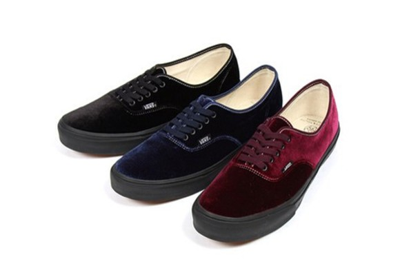 shoes vans vans sneakers vans off the wall vans authentic velvet vans velvet