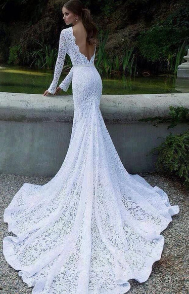 sexy dress wedding dress lace wedding dresses backless wedding dresses vintage wedding dress