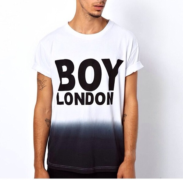 t-shirt boy london swag