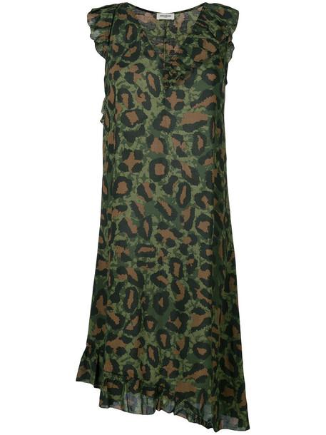 Zadig & Voltaire dress women green