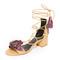 Rebecca minkoff isla city sandals - natural