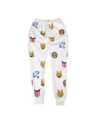 Amazon.com: Emoji 3D Pants: Clothing, Shoes & Jewelry