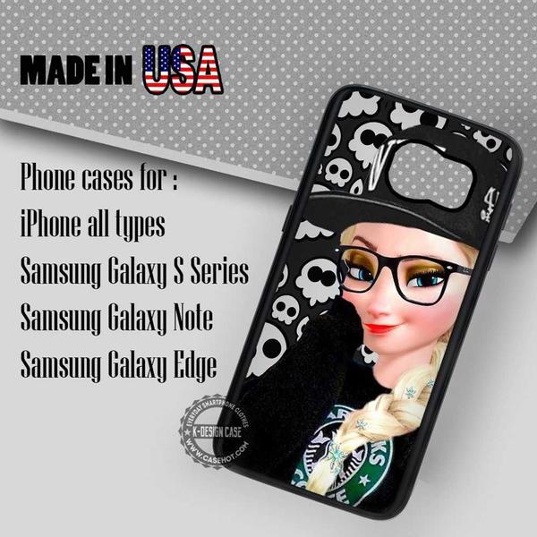 Samsung S7 Case - Punk Princess - iPhone Case #SamsungS7Case #Frozen #yn