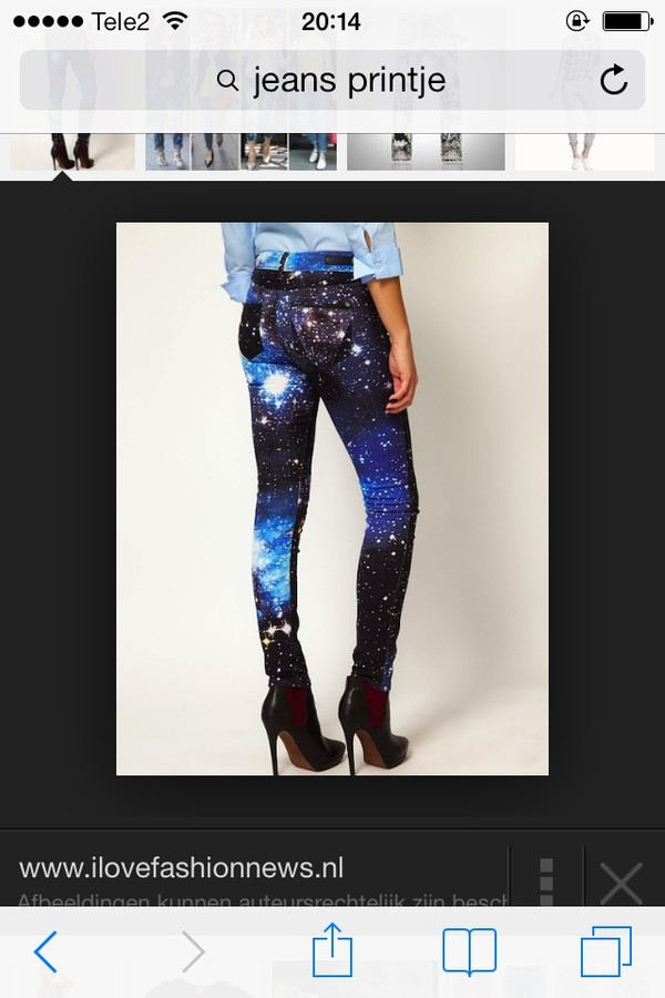 jeans galaxy jeans