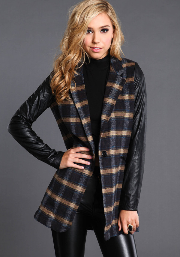 coat forever 21 perfecto