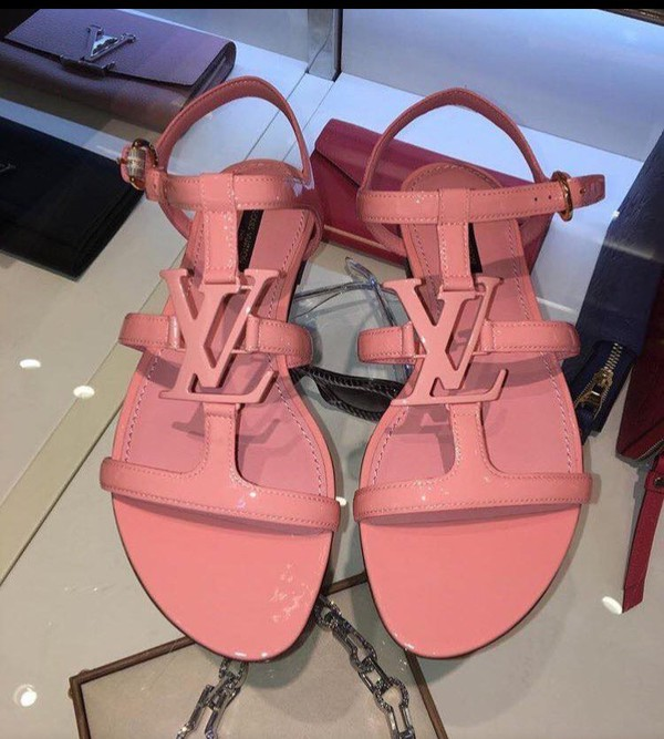 819cdab3fb21 Products by Louis Vuitton  Paradiso Sandal
