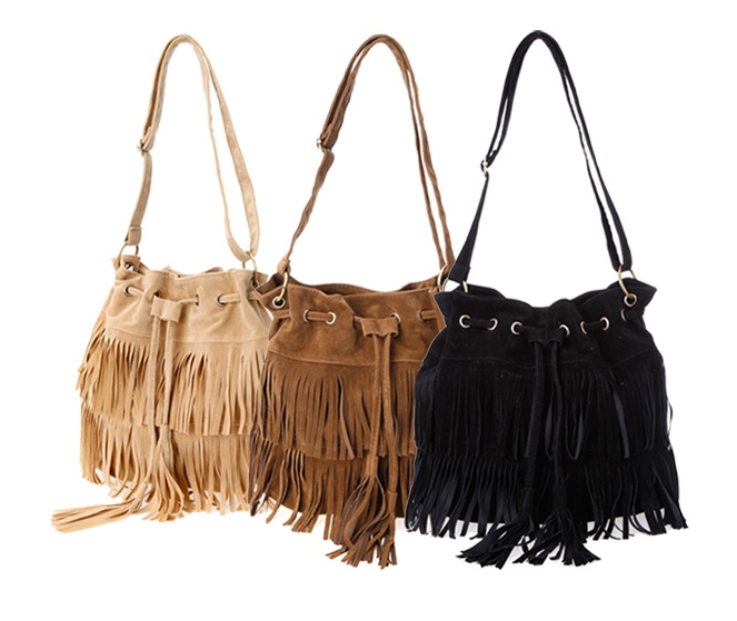 Lady Madonna Boho Fringe Purse – Dream Closet Couture
