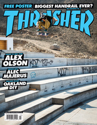 Thrasher Magazine Shop -  Home
