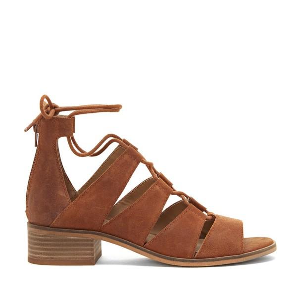 Lucky Brand Tazu Lace-Up Sandal - Sedona-6.5