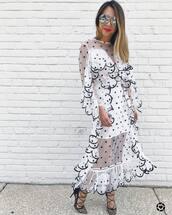 dress,white dress,shoes,sunglasses,metallic sunglasses