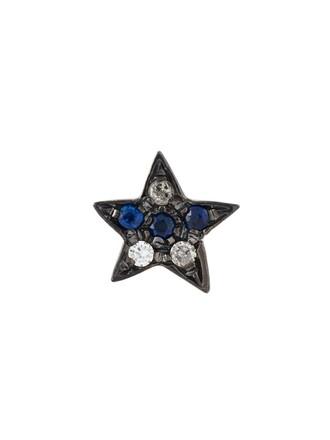gold black metallic jewels