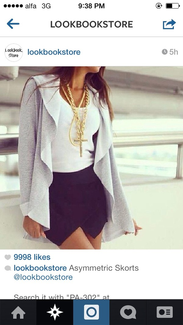 jacket cardigan coat assymetrical grey pants shoes
