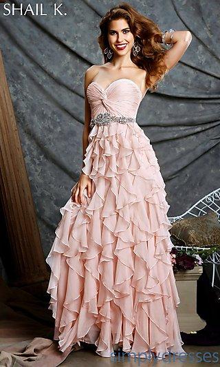 Dress, Strapless Sweetheart Shail K Dress - Simply Dresses