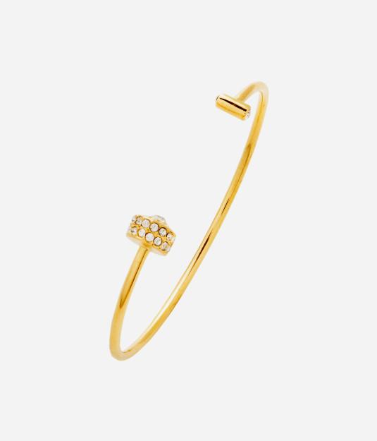 Luxe Petite Nail Cuff | Sparkle | Henri Bendel