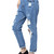 Meana Distressed Denim Pants – Outfit Made