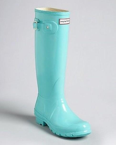 shoes mint hunter rain boots hunter boots wellies