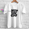 Deep end club t shirt gift tees unisex adult cool tee shirts buy cheap