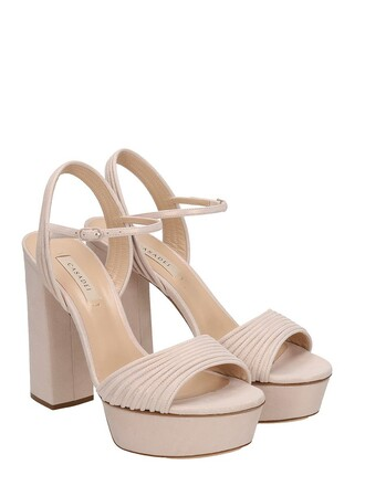 sandals suede pink rose shoes
