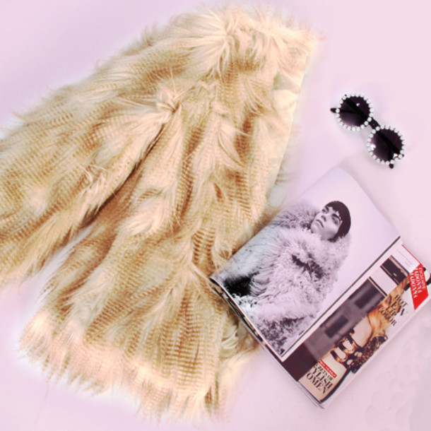 jacket fur jacket faux fur jacket jewels