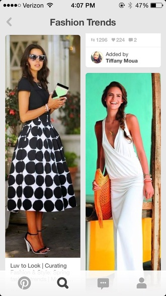 skirt polka dot skirt maxi skirt maxi dress