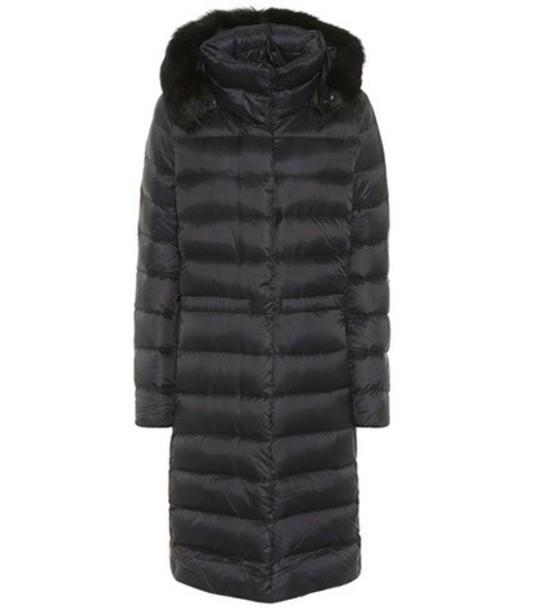 Polo Ralph Lauren coat black