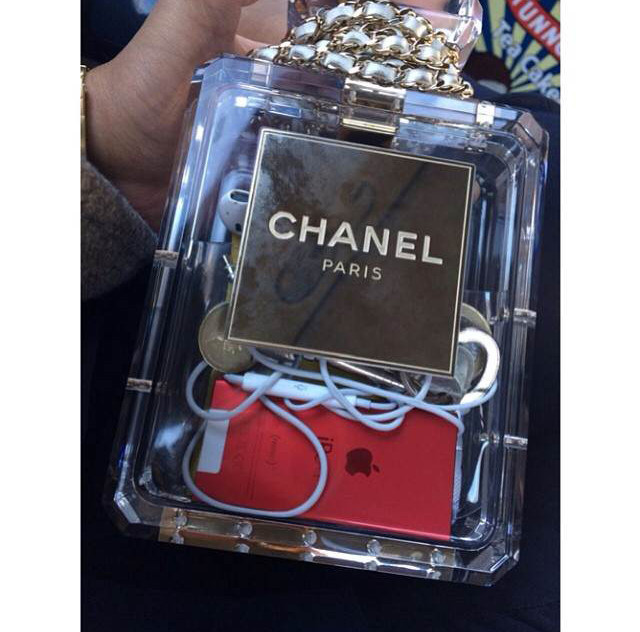 Cc luxe bag – the xclusiiv boutique