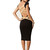 Multi Bandah Dress | Outfit Made