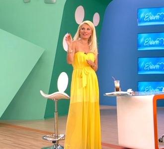 dress yellow dress summer dress