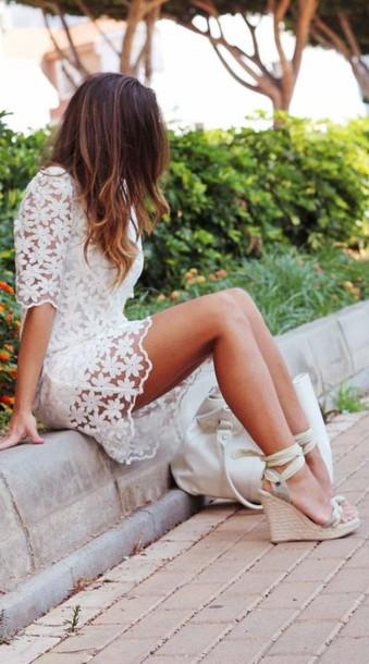 dress cute dress lace dress lace floral floral dress floral lace cute cute outfits cute outfits nice outfit nice girly girly outfits tumblr girl girly girly
