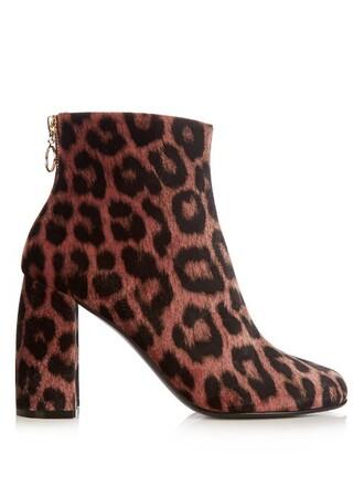 boots ankle boots velvet ankle boots velvet shoes