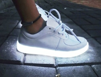 shoes white glow in the dark monstagroup shoes