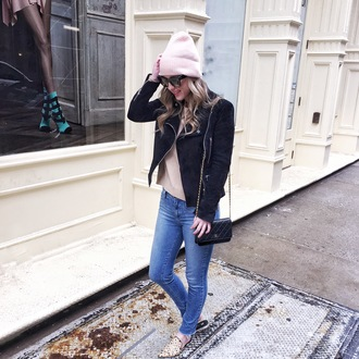 miami + dallas based lifestyle and fashion blog blogger sweater shoes hat bag jewels sunglasses