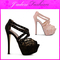 New ladies dolcis high heel stiletto lace stud evening sandals sizes uk 3