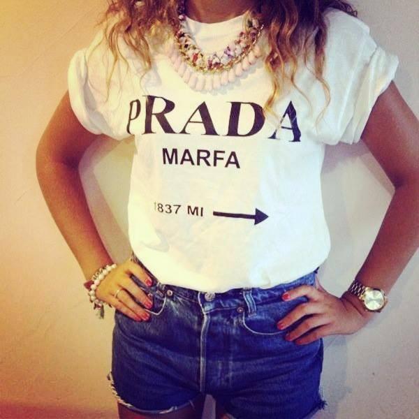 Shirt prada marfa