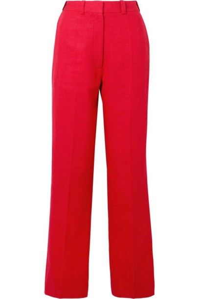 Hillier Bartley pants red