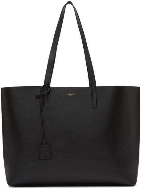 Saint Laurent bag tote bag black
