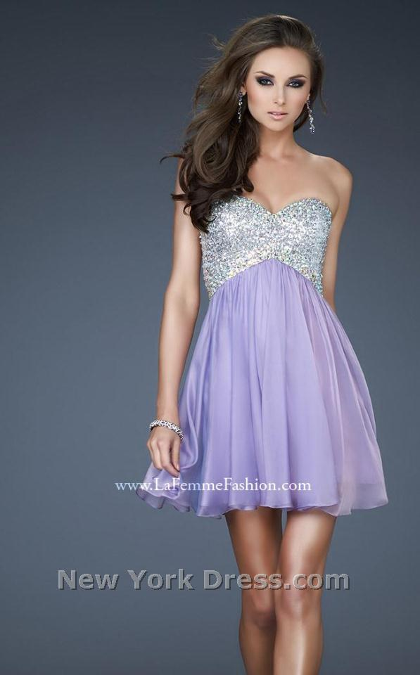 La Femme 17902 Dress - NewYorkDress.com