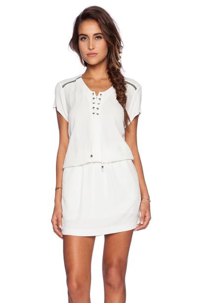 IKKS Paris dress white